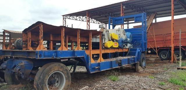 Picador de madeira Vantec PT750