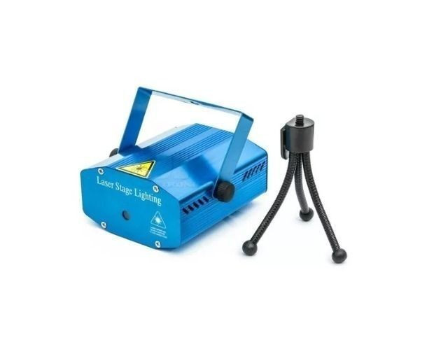 Mini Projetor Holográfico E Laser Stage Lighting - Foto 4