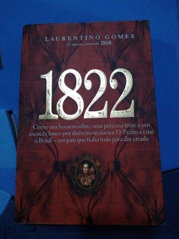 Coleção com 3 livros de Laurentino Gomes