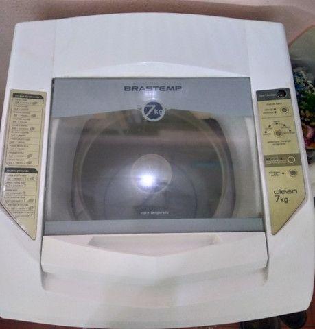 Maquina de lavar Brastemp usada