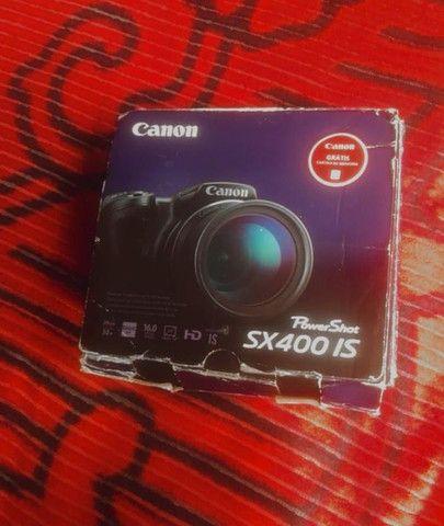 Câmera Canon 400 IS  - Foto 5