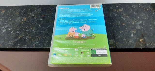 DVD Peppa Pig - Discovery Kids - Original - Licenciado  - Foto 2