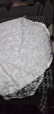 Vestido de Noiva belissimo - Foto 4