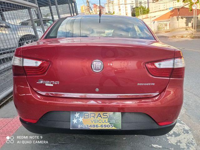 Fiat Gran Siena Attractive 1.4 2013 - Foto 5