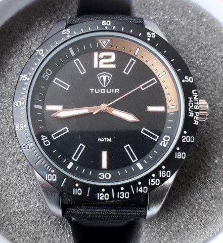 Relógio Novo Masculino Tuguir original