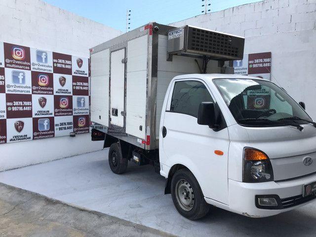 Hyundai Hr 2.5 Diesel Bau Refrigerado Toda Revisada - Foto 2