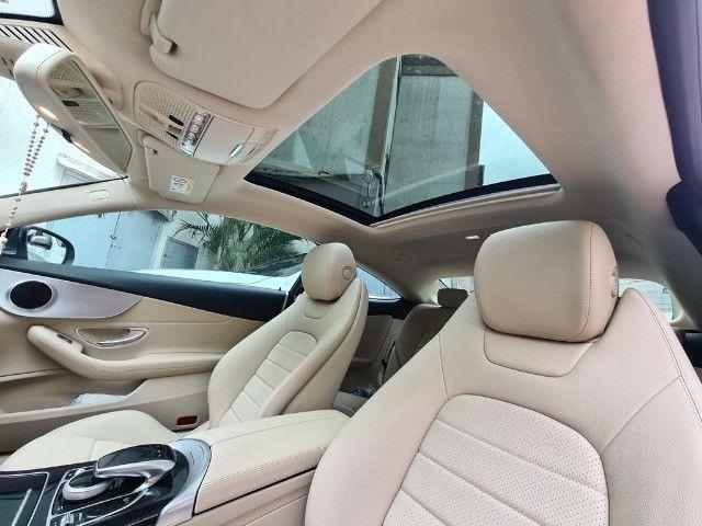 Mercedes-Benz C180 Coupe, Teto Solar, Automatico, Apenas 17 mil km rodados - Foto 4