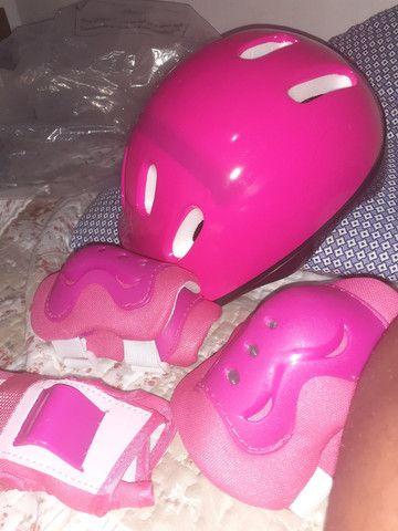Vendo patins novo na caixa  - Foto 5