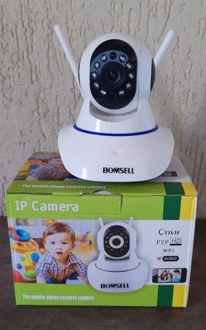 Câmera de segurança IP Wifi - Foto 4