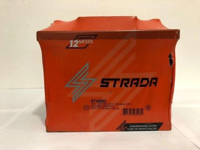 Baterias A partir de 198,00 Strada (Fabricação Heliar) 12 meses de Garantia - Foto 2