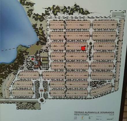 Vendo 2 terrenos juntos no condomínio terras Alphaville - Foto 6