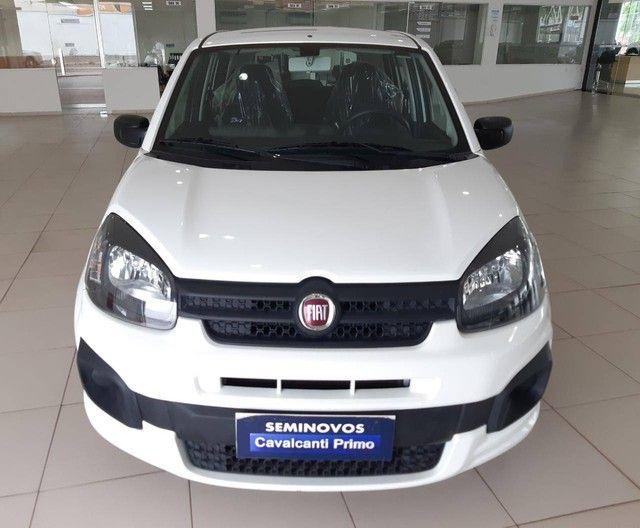 Fiat Uno Attractive Fire
