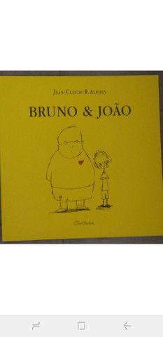 Livro Bruno&Joao