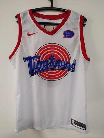 Regata NBA Tunesquad Branca