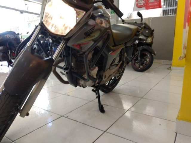 Honda CG 160 Fan Flex- Feirão Financiados - Foto 5