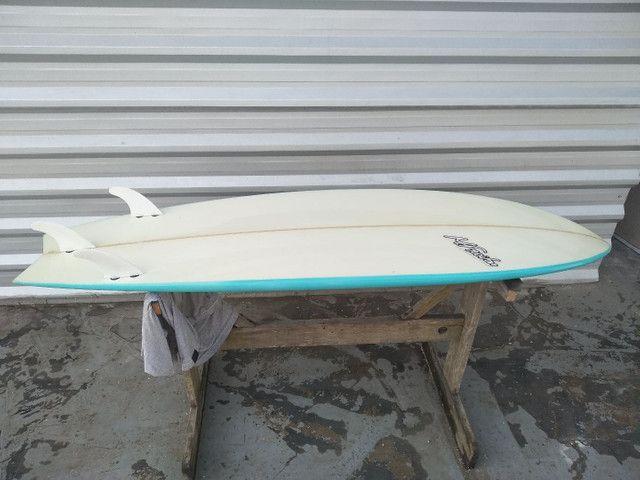 Prancha de surf fish, 6'6, Marcelo Freitas - Foto 5