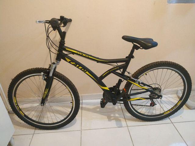 Bicicleta Caloi Andres Aro 26