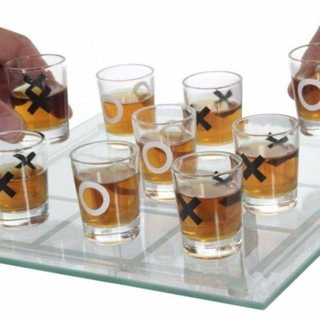 VENDO JOGO DA VELHA DRINKS - Foto 4