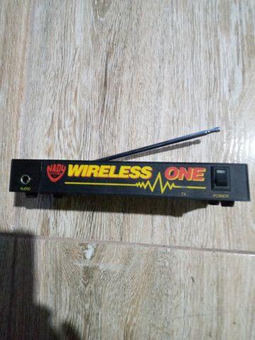 Wireless one Nady sistem guitara
