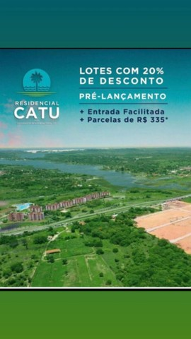 360 M² LOTEAMENTO RESIDENCIAL CATU ( AQUIRAZ )  - Foto 2