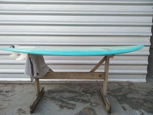 Prancha de surf fish, 6'6, Marcelo Freitas - Foto 4
