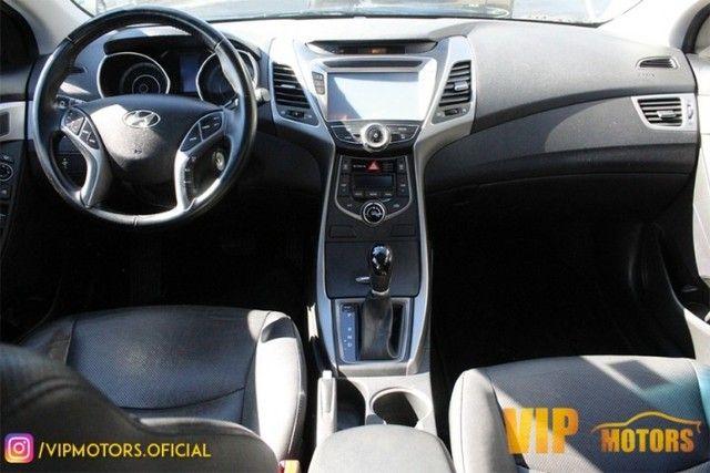 Hyundai Elantra GLS 2.0 At 2015 - Foto 2
