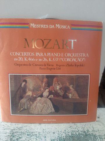 Coleção Mestre da musica lp vinil  - Foto 5