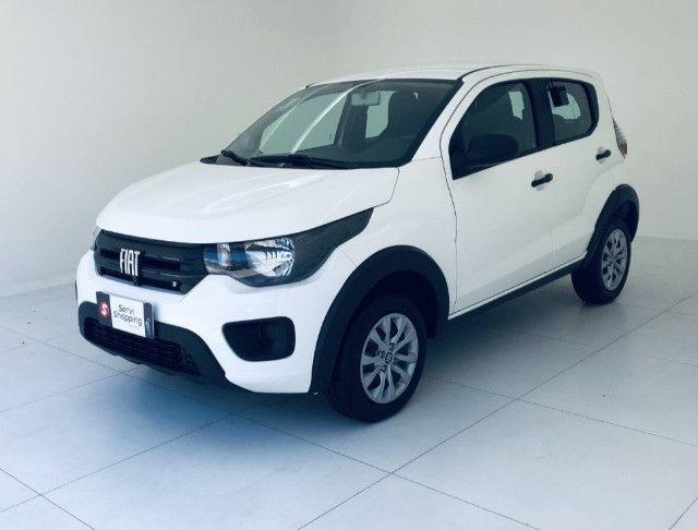 Fiat mobi like 2021 0km - Foto 3