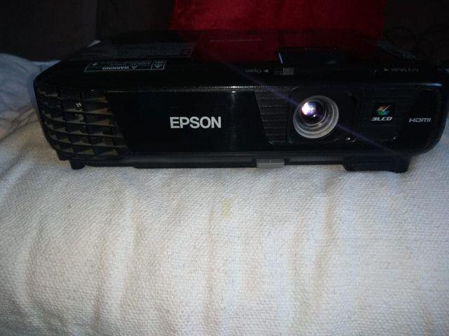 Projetor Epson Power life s31+
