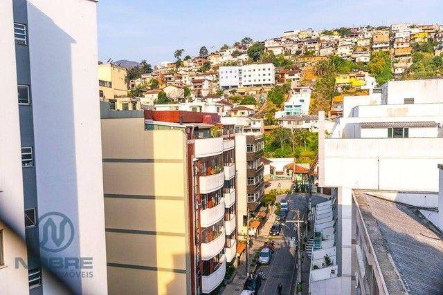 Apartamento com 2 dormitórios para alugar, 70 m² por R$ 1.600/mês - Várzea - Teresópolis/R - Foto 5