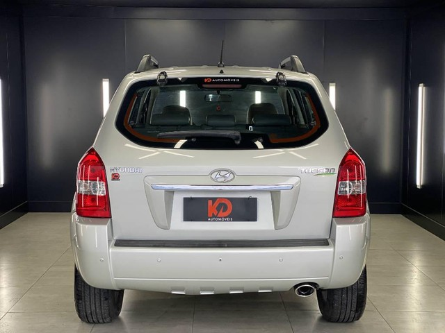 Hyundai Tucson 2.0 GLS AT - Foto 4