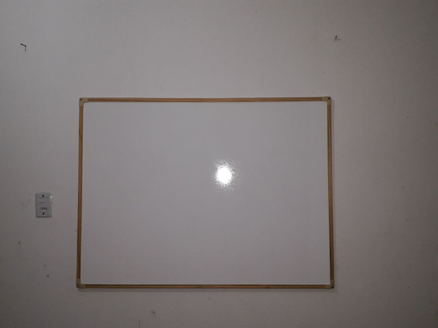 Quadro branco  - Foto 2