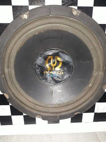 Pioneer antigo 450wats - Foto 3