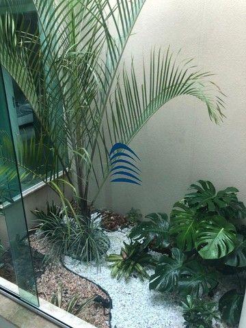 Linda casa térrea em Jacuipe, condomínio fechado , sendo 4 suítes totalmente equipada e de - Foto 4