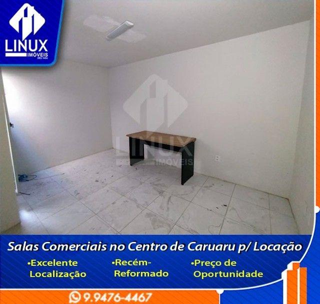 Alugo Salas Comerciais de 15 m² no Centro de Caruaru/PE. - Foto 2