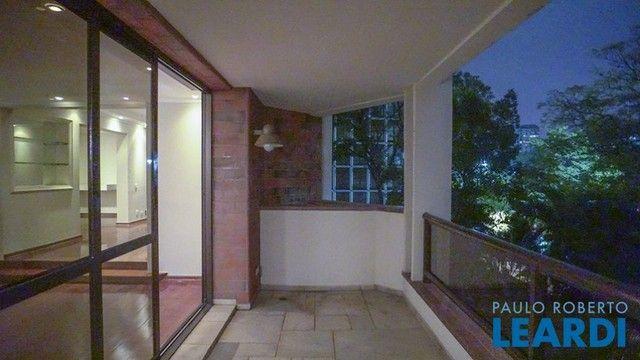 Apartamento para alugar com 4 dormitórios em Jardim paulistano, São paulo cod:610260 - Foto 8