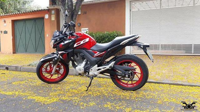 Honda CB 250F Twister CBS 2020<br><br>