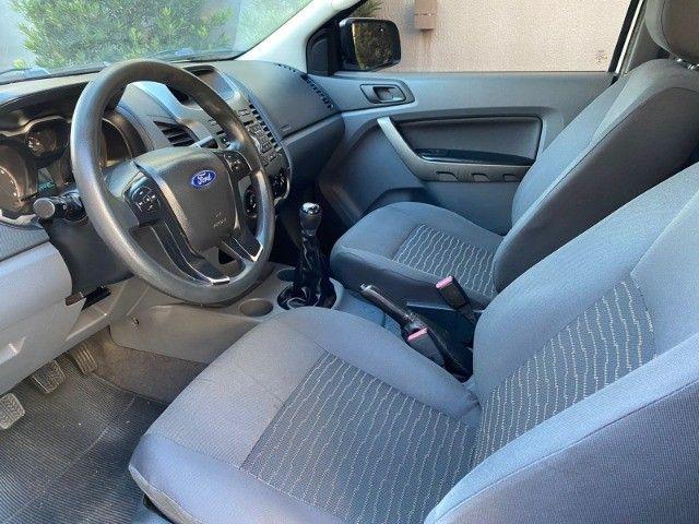 Ford Ranger XLS Sport 2.5 CS 2014 Flex - Foto 8