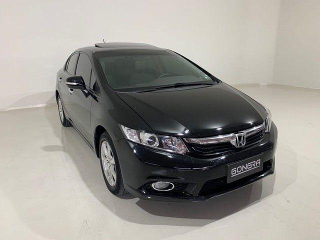 Honda CIVIC EXR 2.0 16V FLEX AUT. - Foto 3