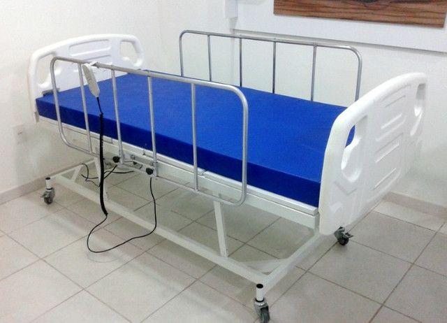 Cama Hospitalar Automática (Aluguel Mensal) - Foto 4
