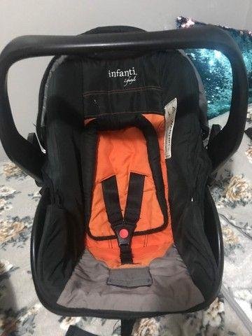 Bebê conforto Marca Infanti - Foto 2