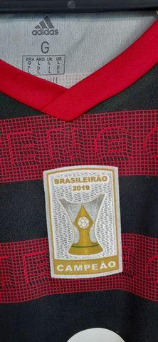 Camisa Flamengo 2019 - Foto 5