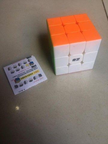Cubo magico original novo  - Foto 3