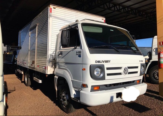 Caminhão vw 8150 delivery Plus 4x2 ano: 2011