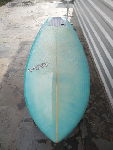 Prancha de surf fish, 6'6, Marcelo Freitas - Foto 2