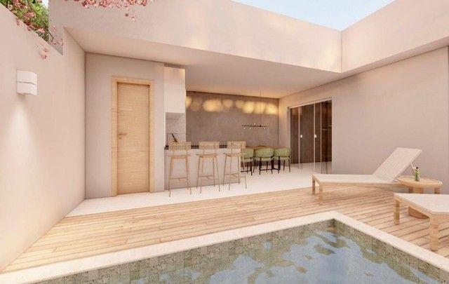 Casa 3 Qts, 1 Suíte - Com piscina - Pq. das Flores, Goiânia - Acabamento de alto padrão - Foto 10