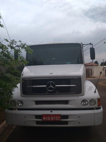 Caminhão Mb 1620