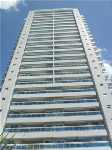 Apartamento três suítes, lazer completo, andar privilegiado, Aldeota! - Foto 2