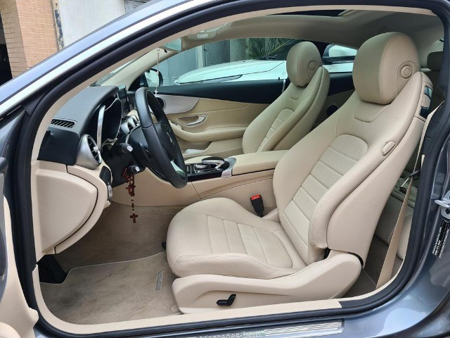Mercedes-Benz C180 Coupe, Teto Solar, Automatico, Apenas 17 mil km rodados - Foto 11