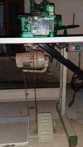 Máquina overloc semi industrial  - Foto 4